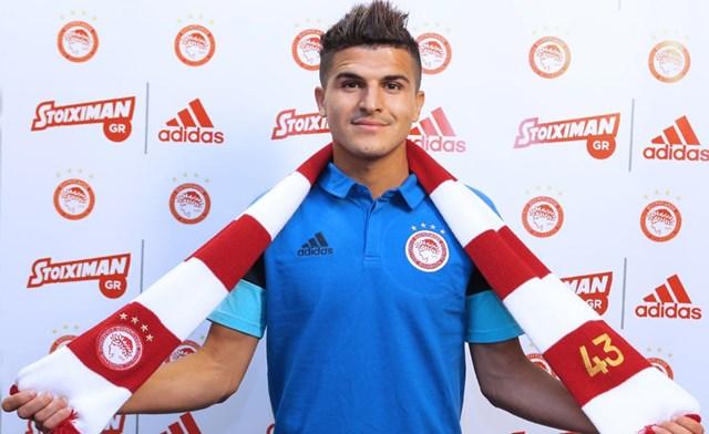 Photo of «Καλώς όρισες στον Ολυμπιακό!»