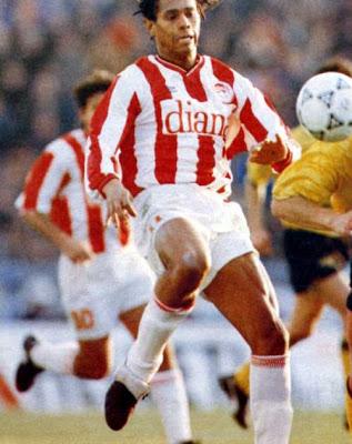 1992-1993, Ν.Μπατίστα (ΟΛΥΜΠΙΑΚΟΣ-ΑΕΚ 1-0)
