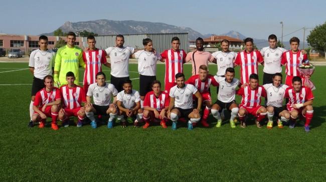Photo of Εγκαινίασαν το γήπεδο στο Λέχαιο