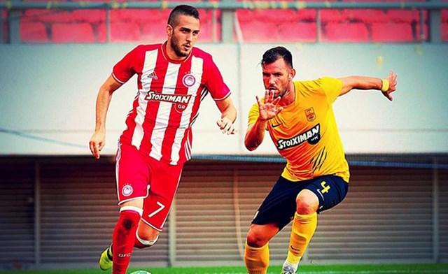 Photo of «Δύο γκολ ο Κώστας Φορτούνης!»