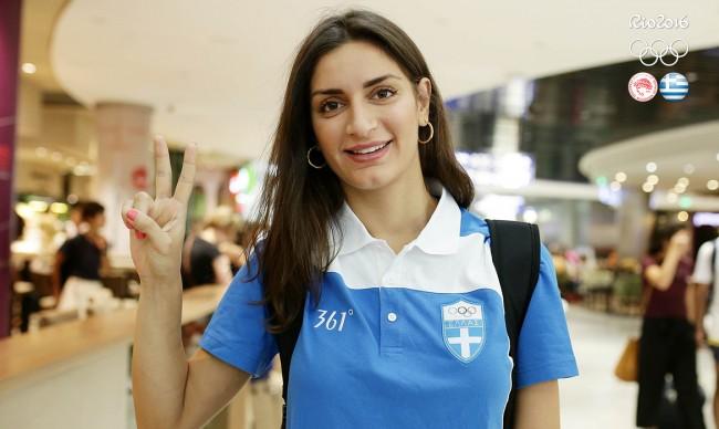 Photo of «Χαρούμενη που θα εκπροσωπήσω τον Ολυμπιακό!»