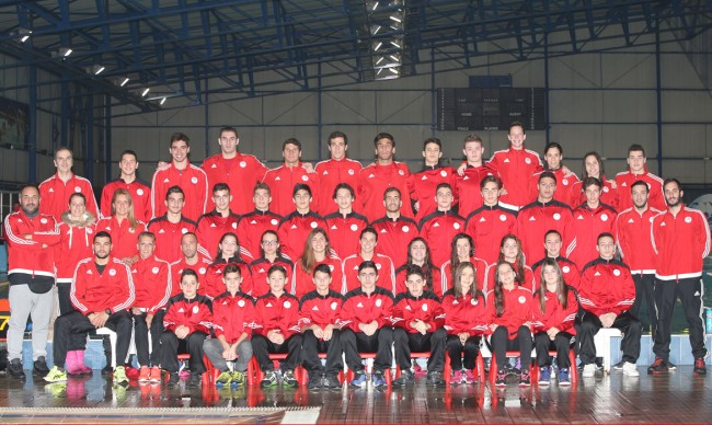 Photo of Mε 43 αθλητές στην Χειμερινή Ημερίδα Ορίων!