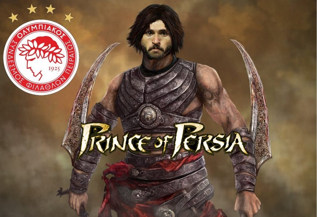 Photo of The Prince of Persia is here! (vid)