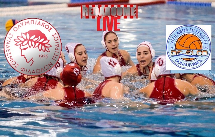 Photo of LIVE: Ολυμπιακός – Ντουναϊσβάρος