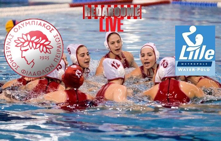 Photo of LIVE: Ολυμπιακός – Λιλ
