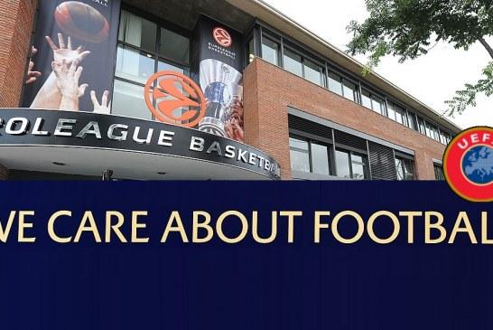 Η ανθρώπινη ζωή δεν είναι «τσιφλίκι» καμιας UEFA και καμιας Ευρωλίγκα