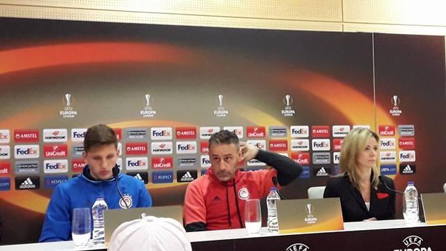 "Photo of ""Στόχος μας η νίκη και να μην δεχθούμε γκολ"""
