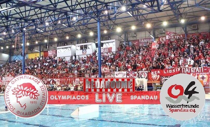 Photo of LIVE: Ολυμπιακός – Σπαντάου