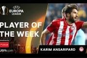 Κορυφαίος του Europa League αυτή την εβδομάδα ο Καρίμ! (pic)