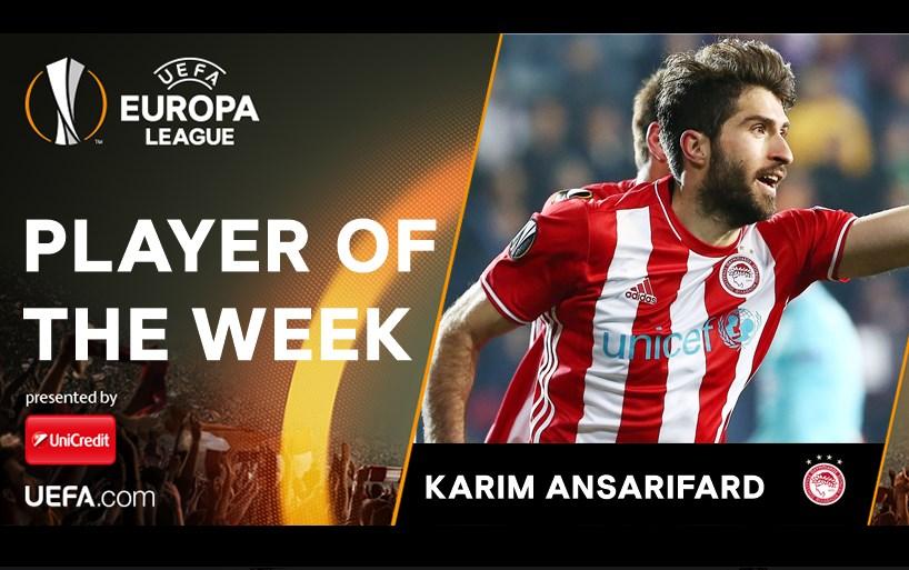 Photo of Κορυφαίος του Europa League αυτή την εβδομάδα ο Καρίμ! (pic)