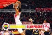 LIVE: Φενερμπαχτσέ – Ολυμπιακός