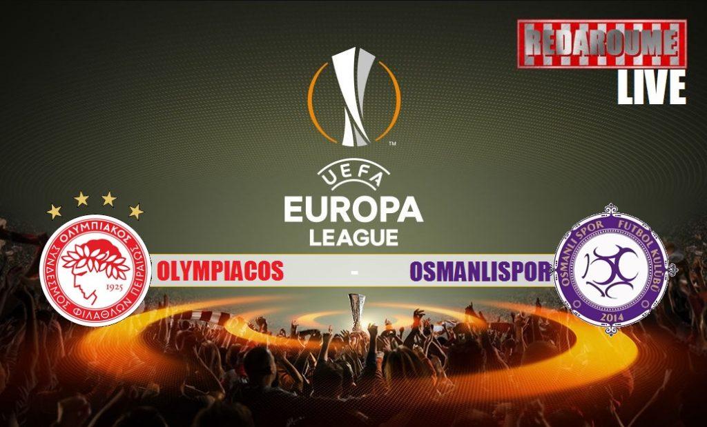 Photo of LIVE: Ολυμπιακός – Οσμάνλισπορ