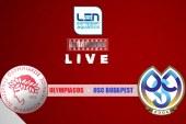 LIVE: Ολυμπιακός – OSC Βουδαπέστης