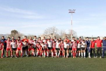 Φιλική νίκη των Νέων με Ολυμπιακό Στοκχόλμης