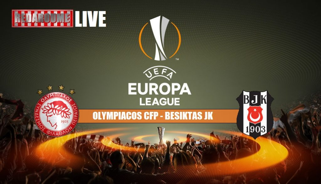 Photo of Europa League LIVE: Ολυμπιακός – Μπεσίκτας