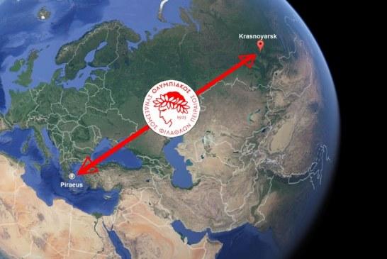 Θρύλος θρησκεία και στην Σιβηρία!