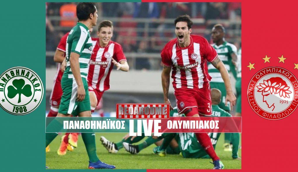 Photo of LIVE: Παναθηναϊκός – Ολυμπιακός