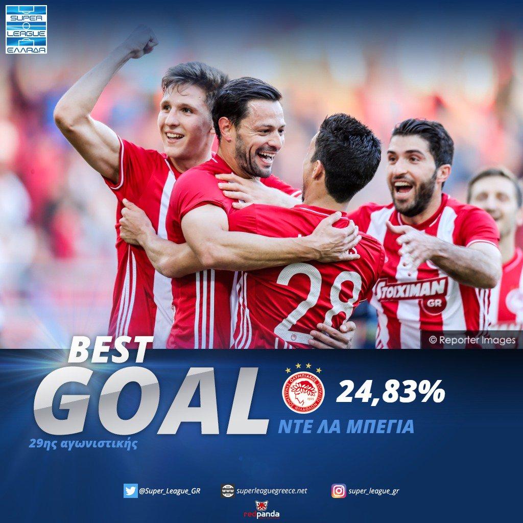 Photo of Ο Ντε Λα Μπέγια το καλύτερο γκολ!