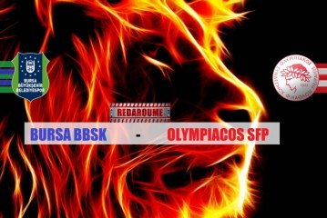 LIVE: Μπούρσα – Ολυμπιακός