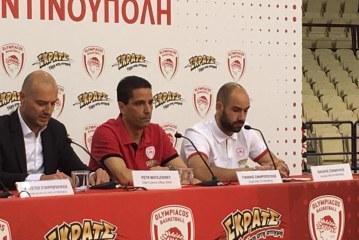 Γ. Σφαιρόπουλος: «Είμαστε σαν τον καλό μαθητή» (vid)