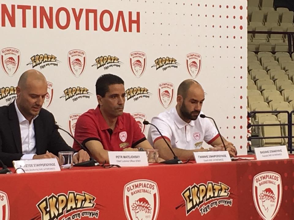 "Photo of Γ. Σφαιρόπουλος: ""Είμαστε σαν τον καλό μαθητή"" (vid)"