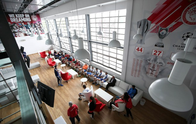Photo of Ξενάγηση των Special Olympics στον Ρέντη