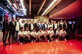 Επίσημο δείπνο και φιλικός αγώνας με την Beinjing Enterprice FC U17