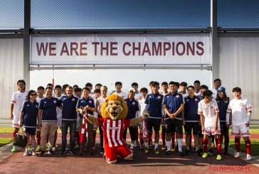Στην Αθήνα η Κ-17 της Beijing Enterprise FC