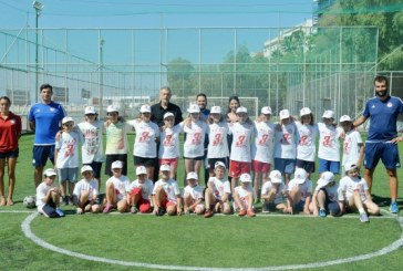 Πάνω από 300 παιδιά στο 3ο Piraeus Sports Camp