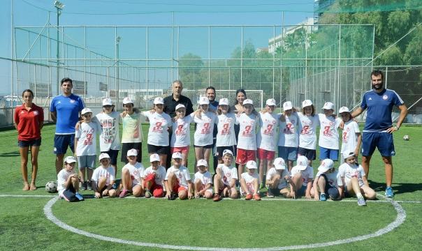 Photo of Πάνω από 300 παιδιά στο 3ο Piraeus Sports Camp