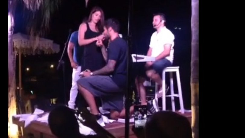 Photo of Η πρόταση γάμου του Πρίντεζη! (Video)