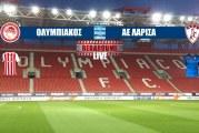 SuperLeague LIVE: Ολυμπιακός – ΑΕΛ
