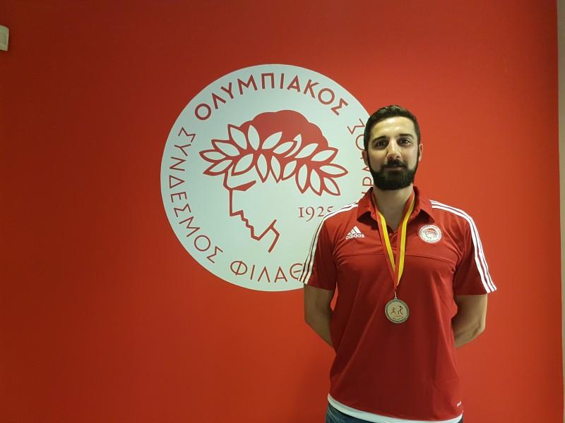 Photo of Χρυσό μετάλλιο σε Διεθνές Τουρνουά ο Τσουρούτας!