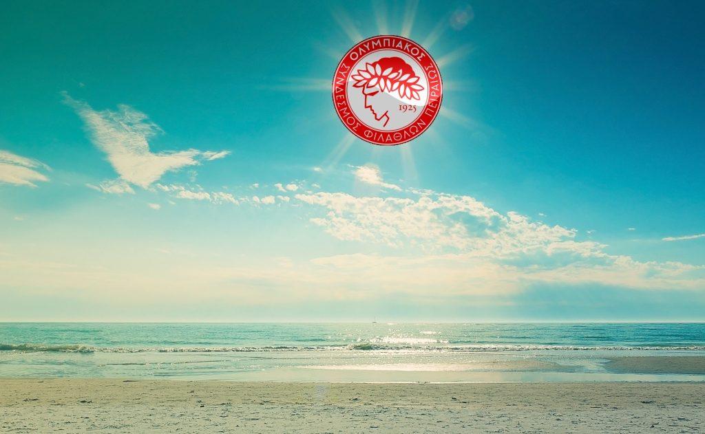 "Photo of Redaroume διαγωνισμός: ""Ολυμπιακός και καλοκαίρι"""