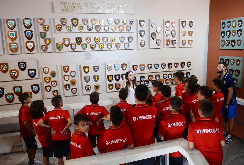 Photo of Επισκέφτηκε το Πολεμικό Μουσείο η Κ-13