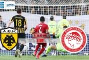 Superleague LIVE: ΑΕΚ – Ολυμπιακός