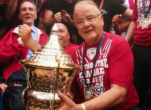 Photo of Basketball Legend ο «Ντούντα»! (Video)