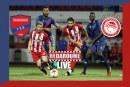 Superleague LIVE: Πανιώνιος – Ολυμπιακός