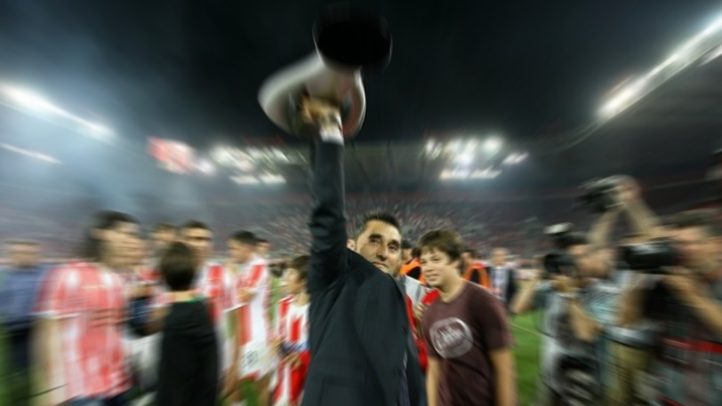 Photo of Ernesto Valverde. Un de nosaltres (vid)