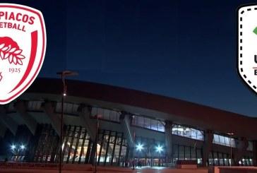 Euroleague LIVE: Ολυμπιακός – Ουνικάχα