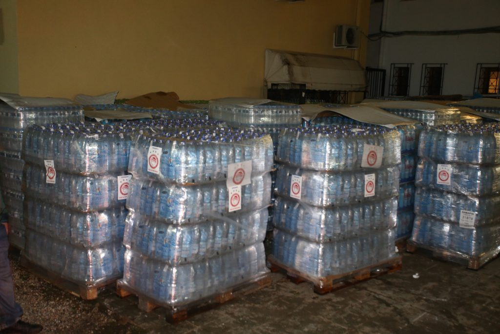 Photo of Kοντά στους πλημμυροπαθείς  ο Ολυμπιακός