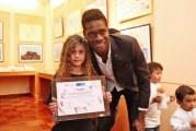 Ο Ολυμπιακός «αγκαλιάζει» τα ετήσια βραβεία της UNICEF