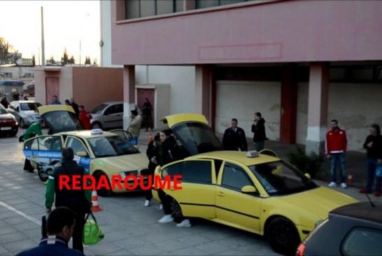 Όταν το Ρέντη έγινε… πιάτσα ταξί! (Videos)