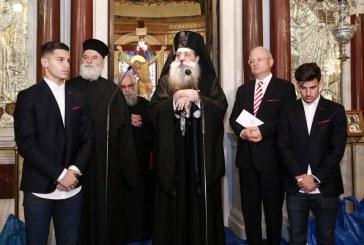 Προσέφεραν βοήθεια Ολυμπιακός και Ιερά Μητρόπολη
