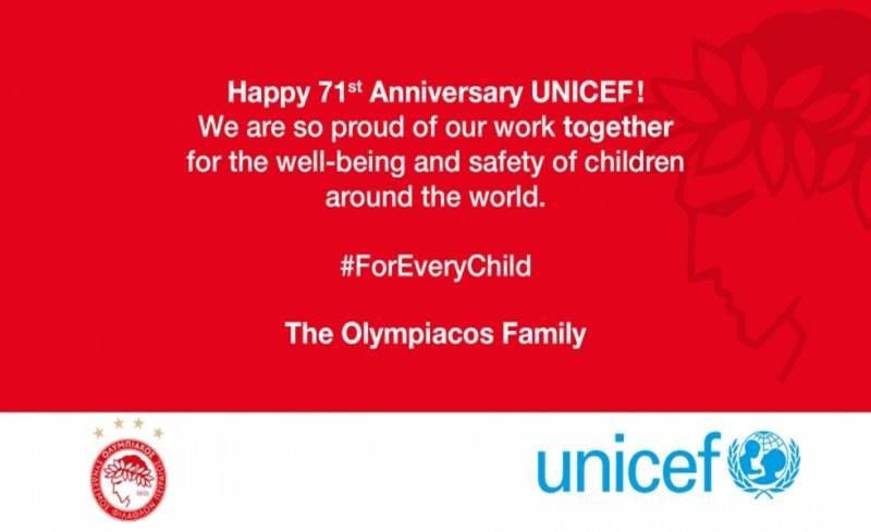 Photo of Οι ευχές των πρωταθλητών στην UNICEF