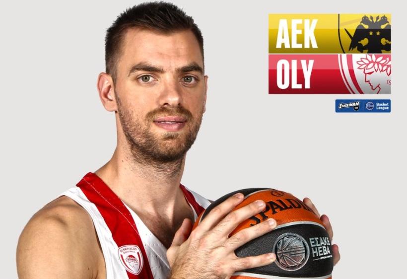 Photo of Basket League LIVE: ΑΕΚ – Ολυμπιακος
