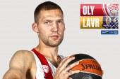Basket League LIVE: Ολυμπιακός – Λαύριο