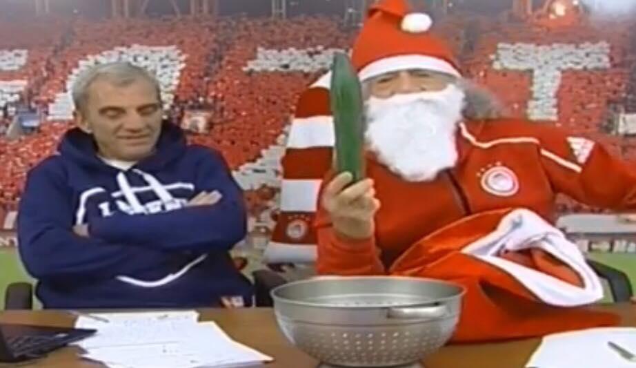 Photo of Χριστουγεννιάτικα δώρα από Τάκη και Άκη στην εκπομπή! (vid)