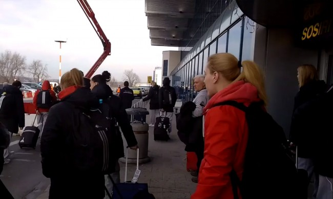 Photo of Θρυλική «πτήση» (Video)