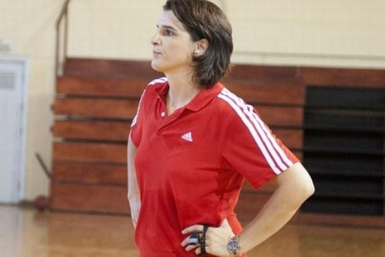 Καπογιάννη: «Συγχαρητήρια στις αθλήτριές μου»